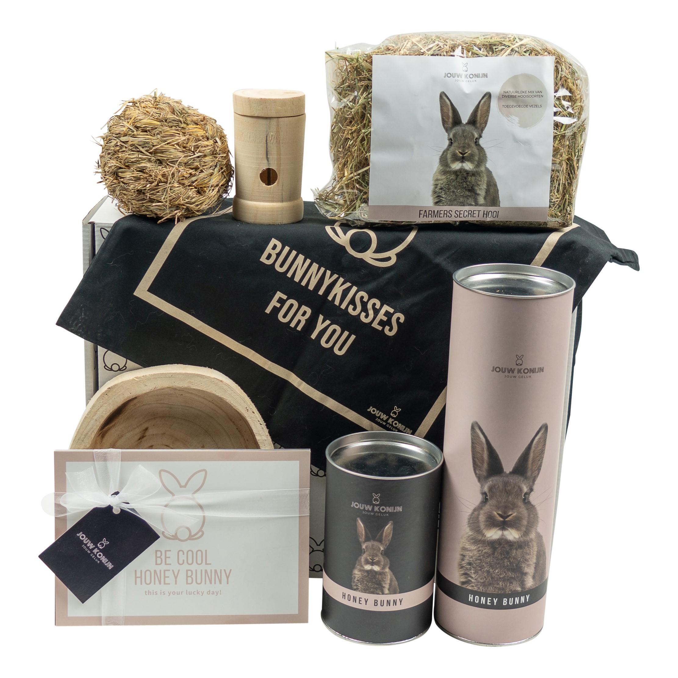 Animal Event Cadeaubox voor je konijn of knaagdier